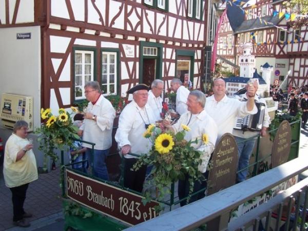 Winzerfest 2011 in Braubach