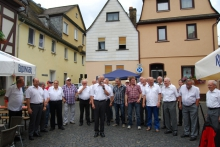 Sommerfest des MGV Braubach1843e.V.