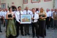 55 Jahre Sängerfreundschaft Trillfingen/Braubach a. Rhein