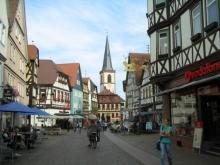 Sängerreise 2011 nach Lohr am Main